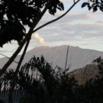 Turrialba Volcano, CR